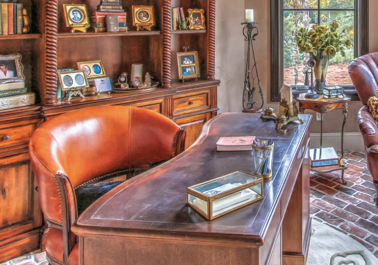 Home Office Basics Lowcountry Home Magazine