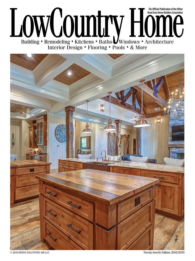 Lowcountry Home Magazine Best Homebuilding Publication Sc