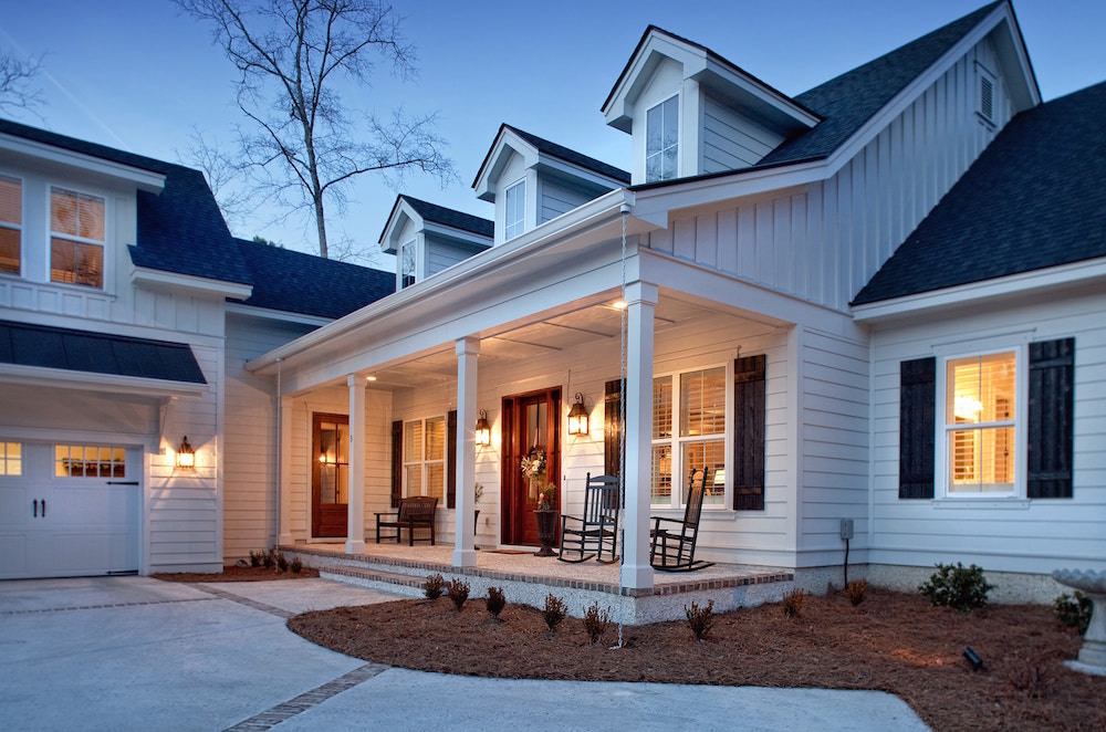 Captivating Southern Coastal Homes. Builders Pictures Gallery