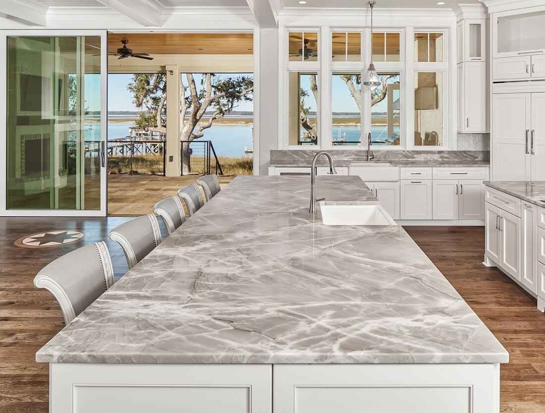Distinctive Granite Lowcountry Home