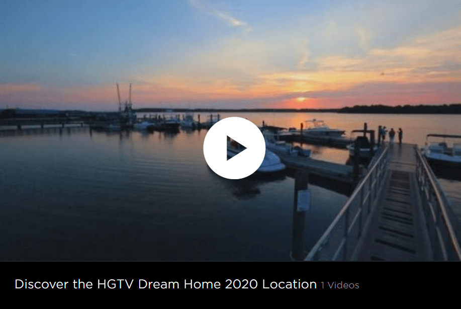 Home Improvement Sweepstakes 2020.Hgtv Dream Home Giveaway 2020 Hilton Head Lowcountry Home